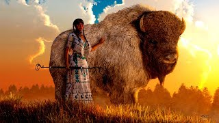 Best Native American Healing Music - New Age - Soothing Background for Study, Sleep, Meditation.