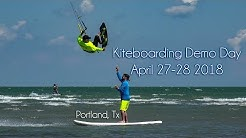Kiteboarding Demo Day Corpus Christi Tx April 2018