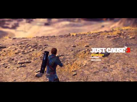 Just Cause 3: Going For 100% (Liberating all the bases)