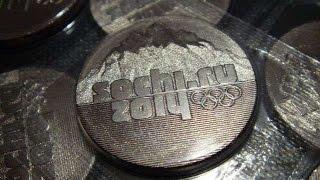 видео 25 рублевая монета к Олимпиаде, фото