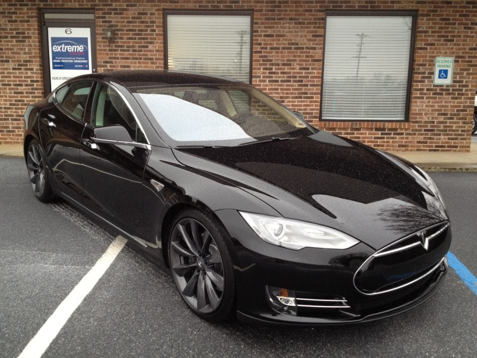 xpel clear bra installation on tesla model s pt 1 by
