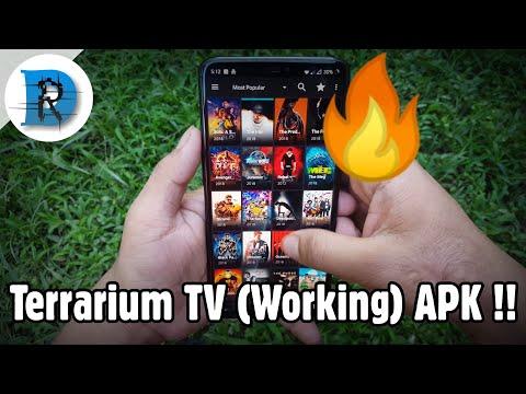 Terrarium TV Working MOD APK (Ad-free) !! 🔥🔥
