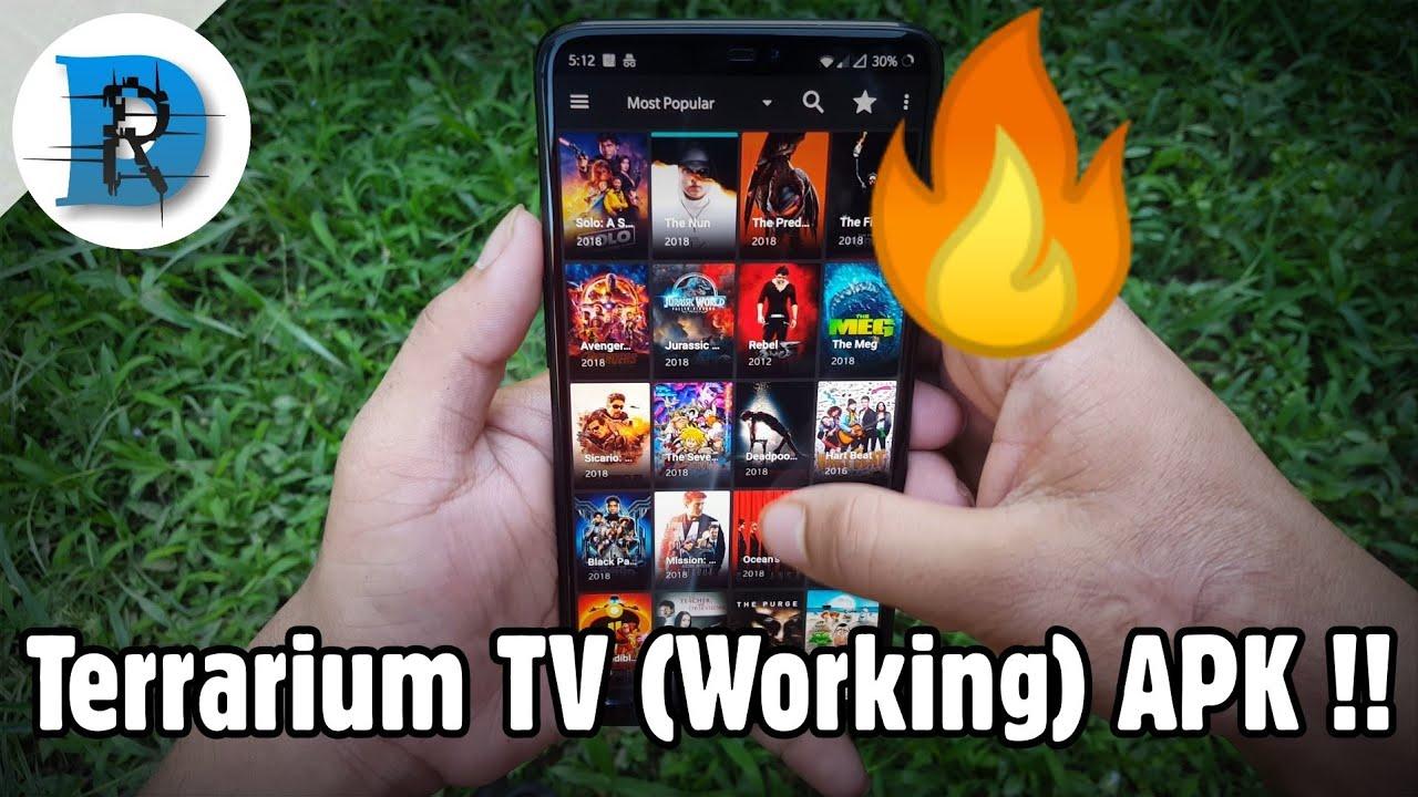 Terrarium Tv Working Mod Apk Ad Free Youtube