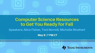 Computer Science Resources to Get You Ready for Fall