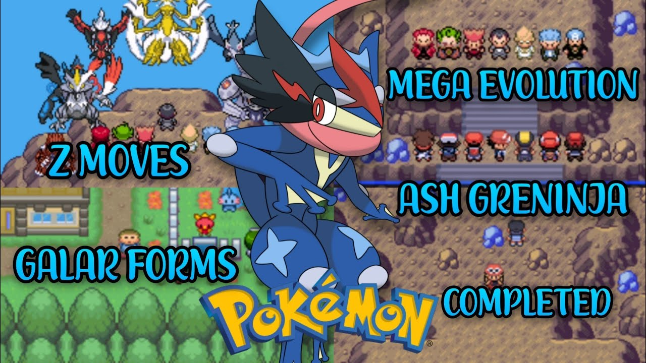 [DOWNLOAD] New Completed Pokemon Gba Rom Hack with Z Moves