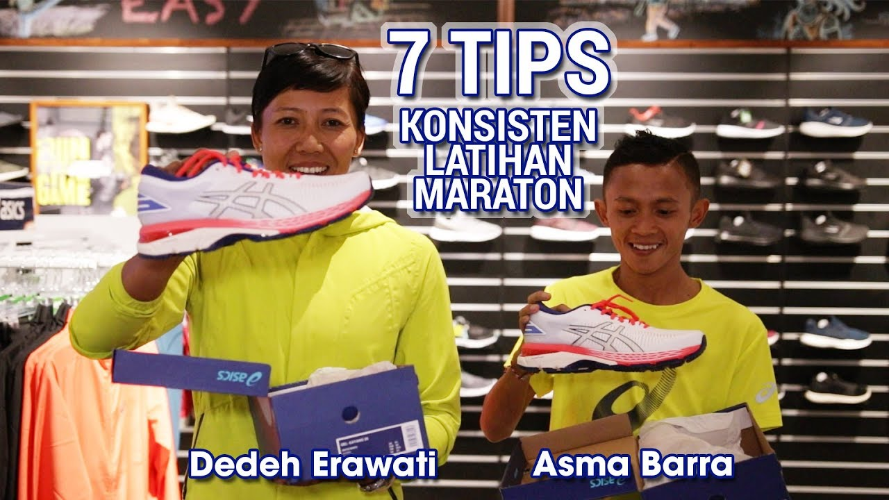 Bocoran! Rahasia Barra & Dedeh untuk Latihan Maraton | RUNNING