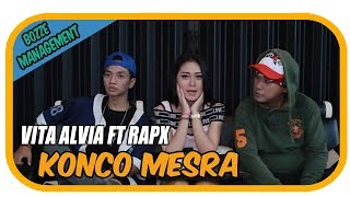 Gambar cover Vita Alvia Feat RapX - Konco Mesra [ Official Music Video HD ] House Mix Ver