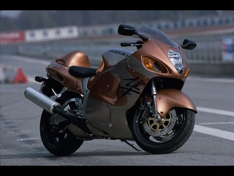 Why You Should Respect the Suzuki Hayabusa (The king of bikes!)