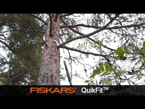 Fiskars QuikFit™ Curved Saw 136527