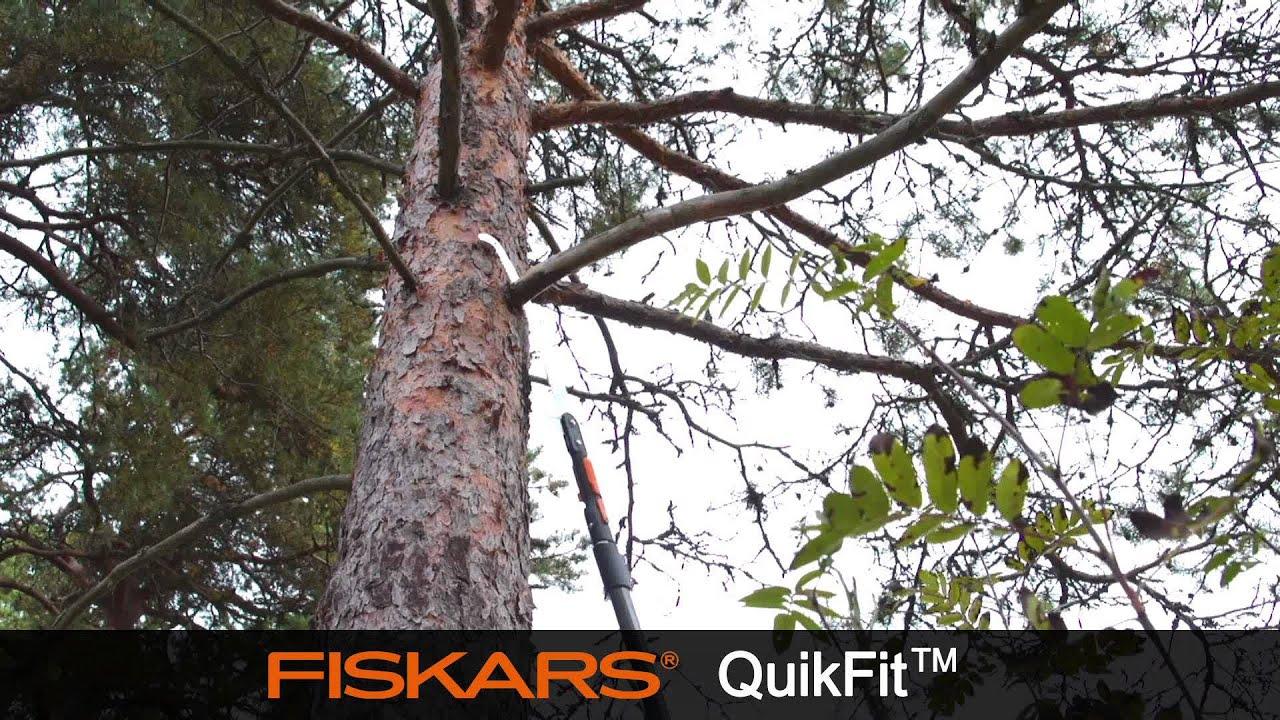 2c8df1ca4f2 TELESKOOPVARS 4M QUIKFIT FISKARS | Tööriistamarket