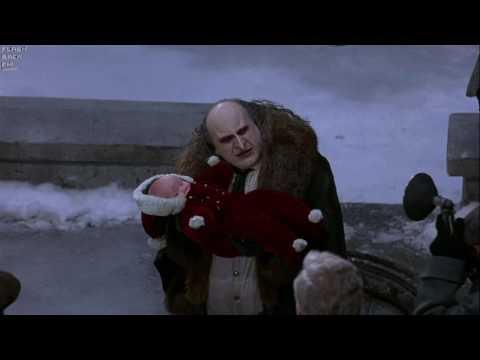 Penguin saves baby | Batman Returns