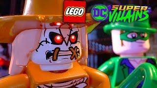 ZBIERAMY DRUŻYNĘ ZŁOCZYŃCÓW | LEGO DC Super Villains PL #2