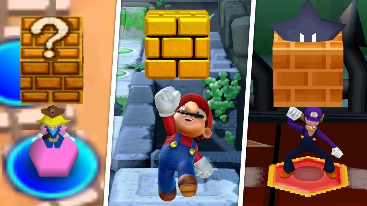 Hidden Blocks in Mario Party Explained | Rare Oddities #10