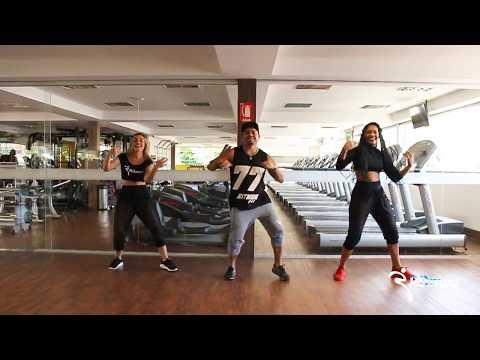 Ivete Sangalo - Lambada l Coreografia l Ritmos Fit