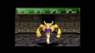 [Sega Saturn] - Shining the Holy Ark Quick Level Up Guide
