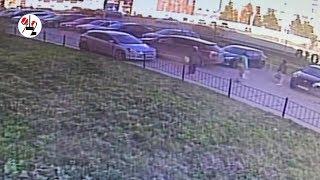 Розыск автоледи, скрывшейся с места ДТП. Real Video