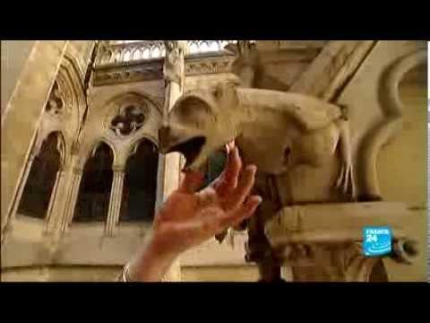 """ريبورتاج I باريس ـ كاتدرائية """"نوتردام"""": قداسة، ألغاز وأسرار"""