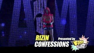 【番組】RIZIN CONFESSIONS #20