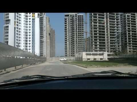 Driving tour of Uniworld City, Action Area III, New Town