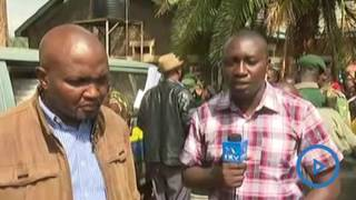 Moses Kuria uses vulgar language on Live Tv