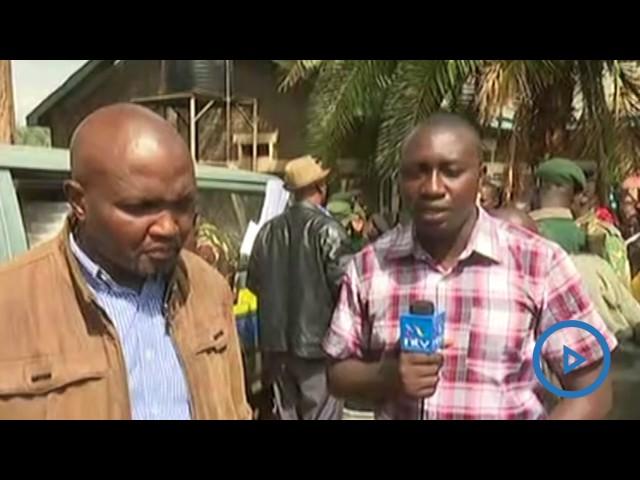 Moses Kuria uses vulgar language on Live Tv