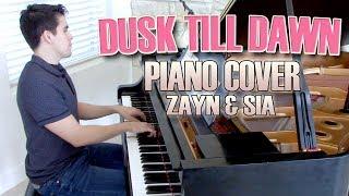 "Video ""Dusk Till Dawn"" - Piano Cover + Sheet Music - ZAYN & Sia   George Vidal download MP3, 3GP, MP4, WEBM, AVI, FLV April 2018"