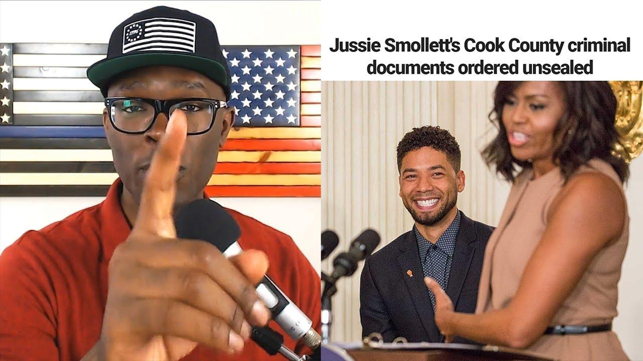 Anthony Brian Logan - Chicago Judge UNSEALS Jussie Smollett's Criminal Case!