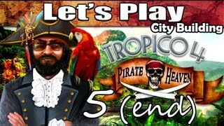 Tropico 4 Pirate Heaven DLC - 5: Somali Pirates Criminals (Best City Building Games PC)