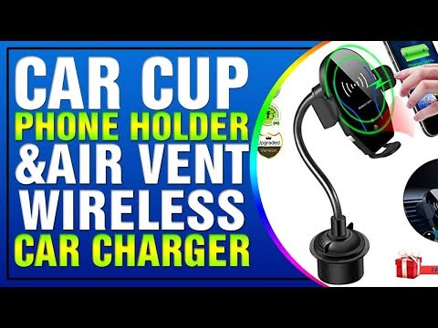 car-cup-phone-holder&air-vent-wireless-car-charger,[automatic-infrared-sensing][10w-fast-c