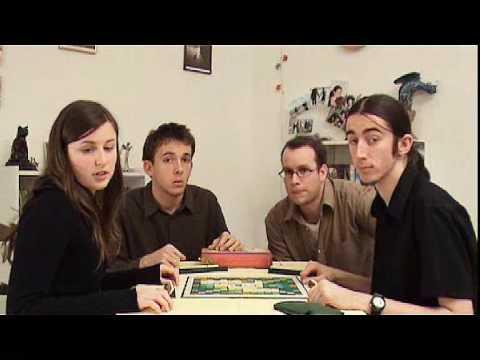 Les deux minutes du peuple (Le Scrabble)