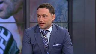 Frankie Edgar doesn't think McGregor can beat Jose Aldo