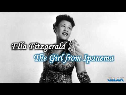 Ella Fitzgerald - The Girl from Ipanema - Budapest Live Audio - Gaak