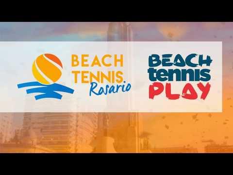 Presentación Circuito 2019 Beach Tennis Rosario