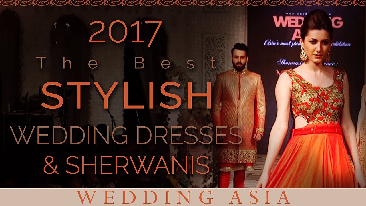 7d881f6c7cd81 Stylish 2017 Wedding Dresses and Sherwanis