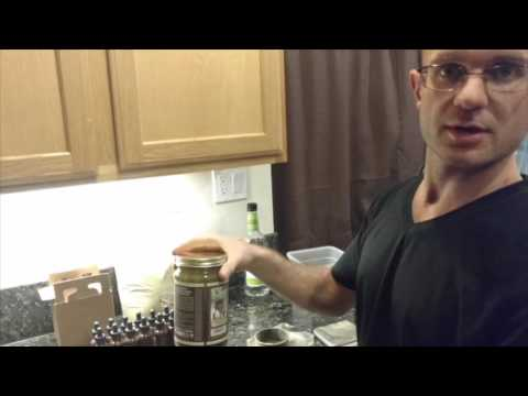 How to Make a Tincture from Kratom (Kratom 101)
