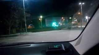 Heads Up Display (HUD) GPS Speedometer