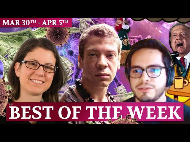 Best of the Week: The Fed, Spanish Flu and Coronavirus in Mexico
