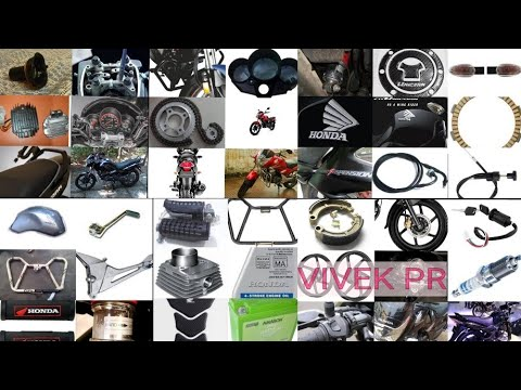 Honda Unicorn 150 Spare Parts