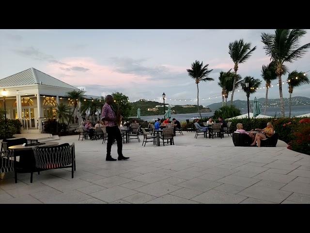 Virgin Islands Wedding & Event Saxophone Juantadameda Latin Cover Ritz Carlton Resort St Thomas