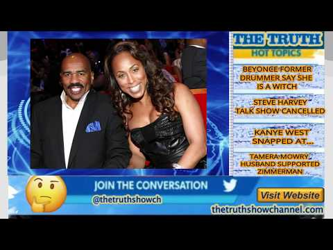 BEYONCE IS A WITCH🤔🔛STEVE HARVEY FIRED🤔🔛KANYE WEST SNAPPED😱🔛TAMERA MOWRY HUSBAND IS RACIST😱🔚