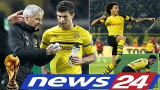 Sport TV -  Dortmund are top but what can Tottenham expect from them at Wembley?