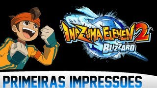 Inazuma Eleven 2: Blizzard (EUR) - Primeiras Impressões