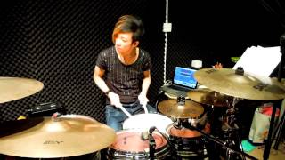 無可避免 - Dear Jane (Drum Cover by Max)