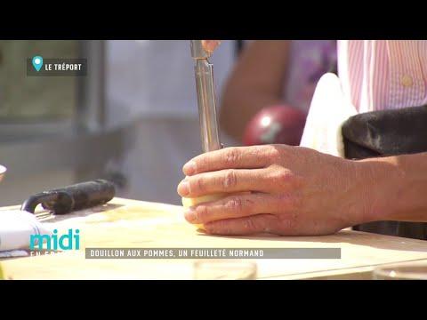 douillon-aux-pommes,-un-feuilleté-normand