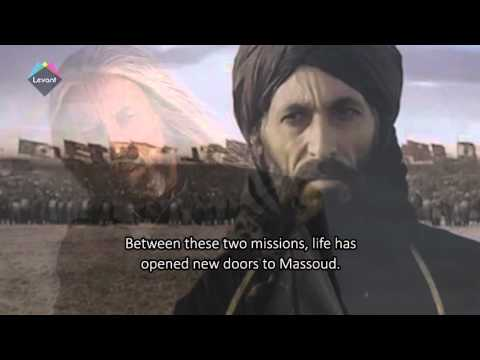 Ghassan Massoud from Hollywood to Uzbekistan