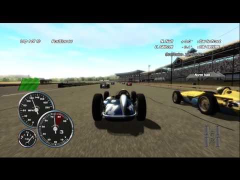 Indianapolis 500 Evolution Xbox-360 (HD)
