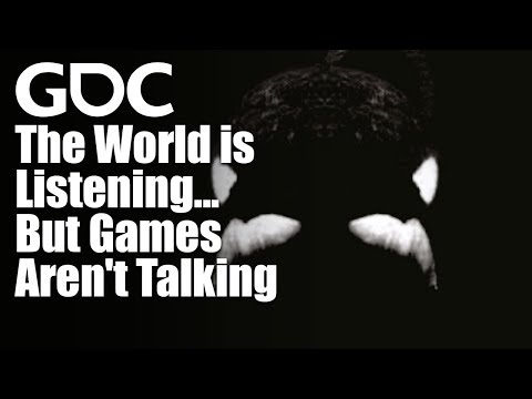 The World is Listening... But Games Aren't Talking
