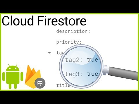 Firestore Tutorial Part 17 - NESTED OBJECTS - Android Studio