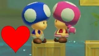 Super Mario Maker 2 Multiplayer Team Co-Op