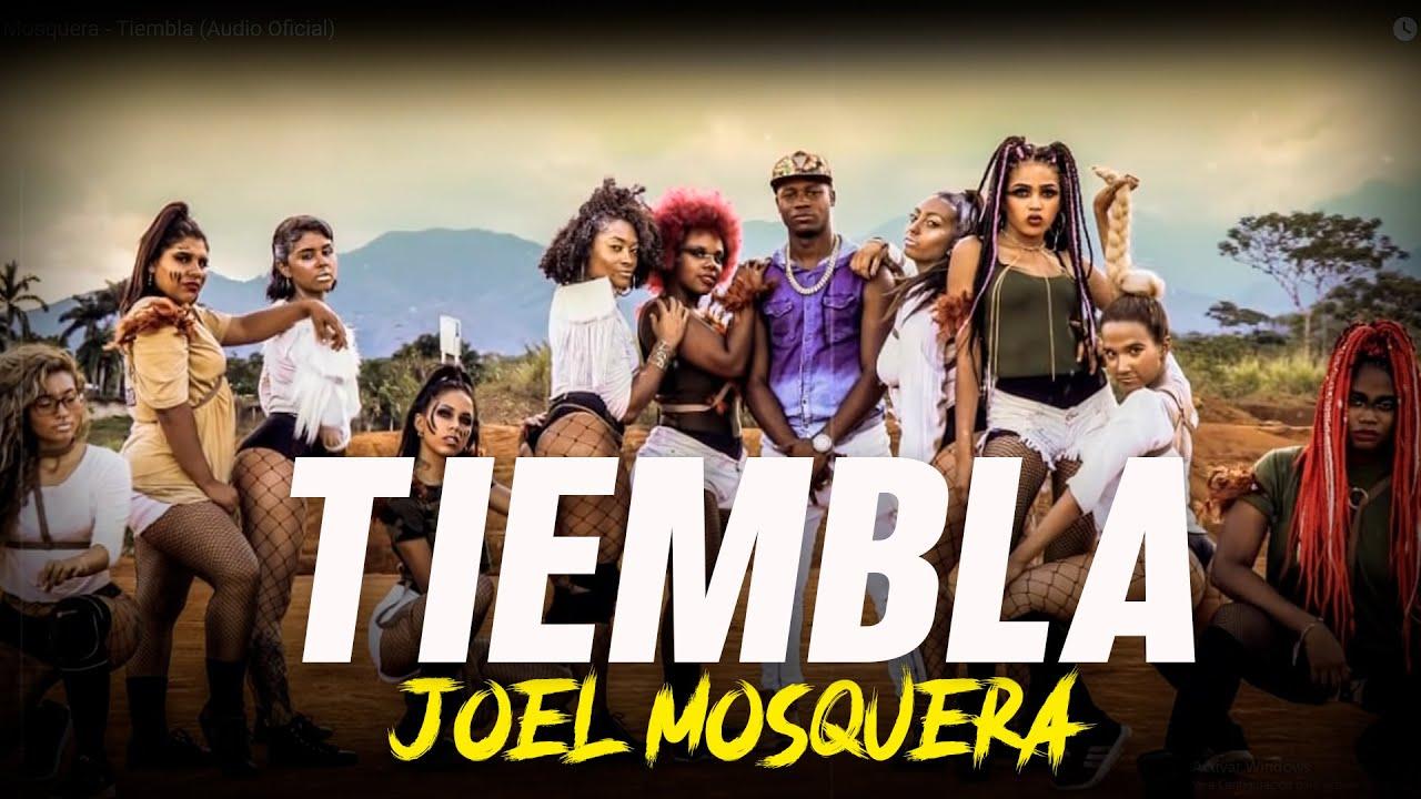 Download Joel Mosquera -  Tiembla (Audio Oficial)
